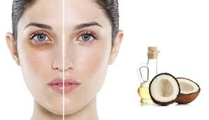 Cách sử dụng dầu dừa trị thâm quầng mắt hiệu quả
